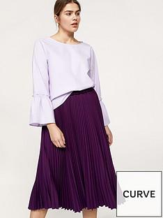 violeta-plus-size-pleated-midi-skirt-purple