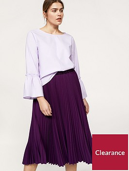 violeta-plus-size-pleated-midi-skirt-purple