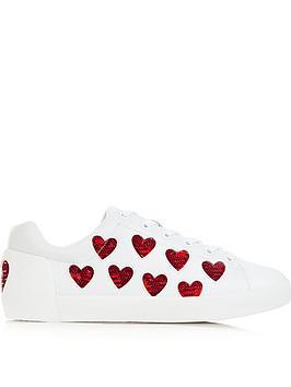 ash-nikita-leather-sequin-heart-trainers-white