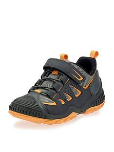 start-rite-charge-lace-up-trainer-greyorange