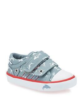 start-rite-start-rite-sea-spray-canvas-shoe