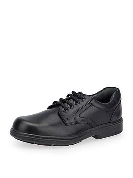 start-rite-older-boys-isaac-lace-up-school-shoe-black