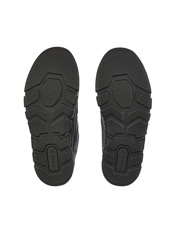 6b838bcaaacbc ... Start-rite Rhino Warrior School Shoes - Black. Swipe for more images.  Double tap to zoom