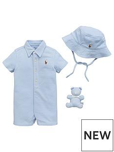 ralph-lauren-baby-boys-shortall-hat-amp-teddy-3-piece-gift-box-set