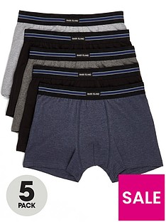 river-island-sporty-stripe-wb-trunks
