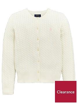 ralph-lauren-girls-classic-cable-cardigan-white