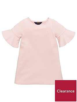 ralph-lauren-girls-ponte-frill-sleeve-dress-hint-of-pink