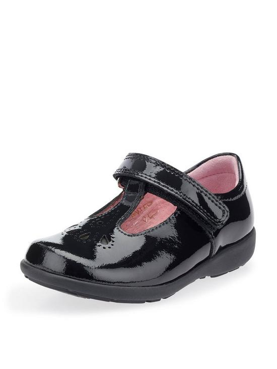 141ca4529c03d Start-rite Girls Daisy May School Shoes - Black | very.co.uk