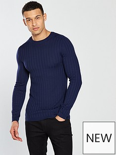river-island-ls-clark-knitted-jumper