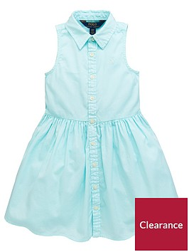 ralph-lauren-girls-sleeveless-shirt-dress-crystal-blue