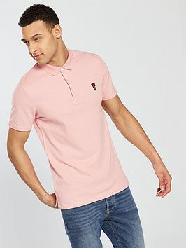 river-island-ss-slim-fit-pique-polo