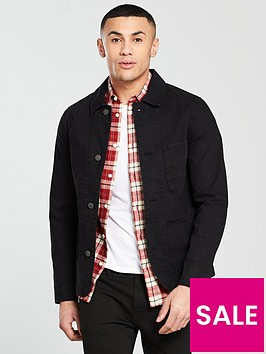 selected-homme-canvas-worker-jacket