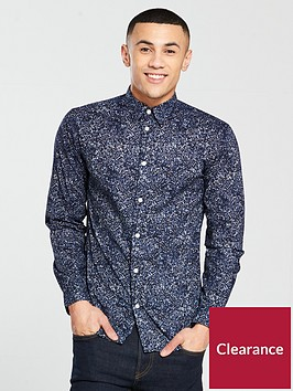 selected-homme-ls-mase-printed-shirt