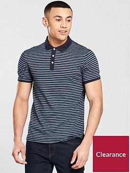 selected-homme-ss-glen-stripe-polo