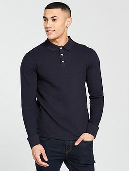 selected-homme-ls-timothy-polo