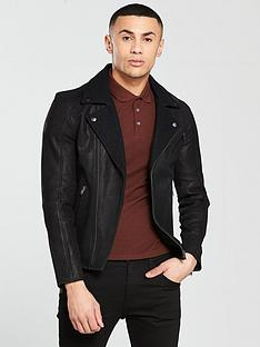 selected-homme-selected-homme-ray-leatherwool-biker-jacket