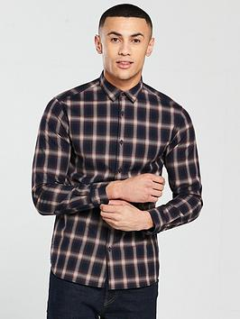 selected-homme-ls-check-shirt