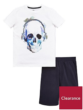 v-by-very-boys-2-piece-skull-short-sleeve-t-shirt-and-shorts-outfit-multi