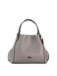 coach-edie-28-shoulder-bag-grey