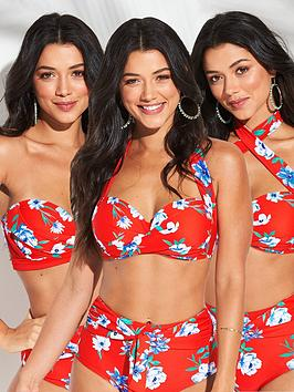 v-by-very-shapewear-multiway-underwired-twist-bikini-top-floral