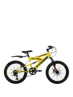 TRIBE Lithium 6 Speed Kids Steel Mountain Bike 20 inch Wheel