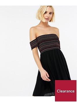 accessorize-sunset-smocked-bardot-dress