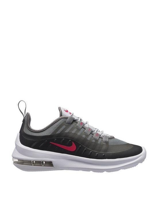 best service b90fb 562bb Nike Air Max Axis Junior Trainers - Black Pink