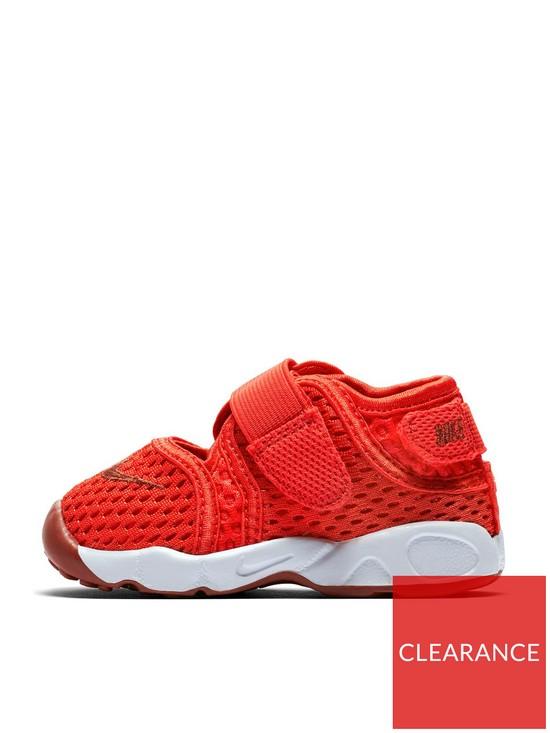 fa22dde4e6cb Nike Rift Infant Sandal - Red