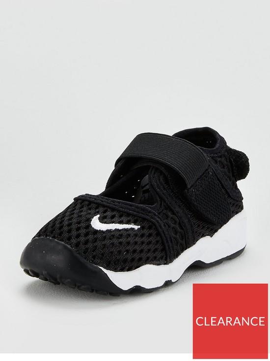 95afe512fae Nike Rift Infant Sandals - Black