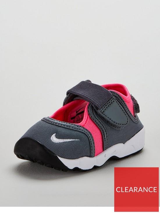 9f94c85c6233 Nike Rift Junior Sandals - Pink