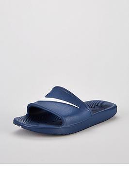 nike-kawa-shower-junior-slider-sandals-blue