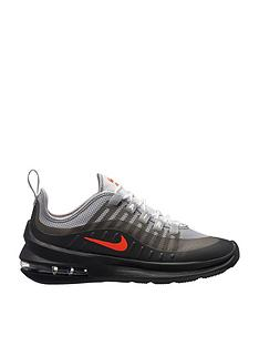 90db48ab4efa Nike Air Max Axis Junior Trainer - Dark Grey Red