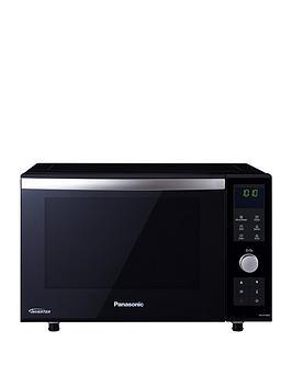 Panasonic 23-Litre Freestanding Microwave, Oven &Amp; Grill With Inverter Technology Nn-Df386Bbpq thumbnail