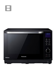 panasonic-27-litre-freestanding-4-in-1-steam-combination-microwave-oven-amp-grill-nn-ds596bbp