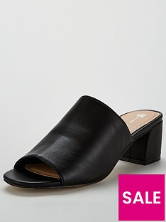 v-by-very-toronto-cross-strap-low-block-mule-black