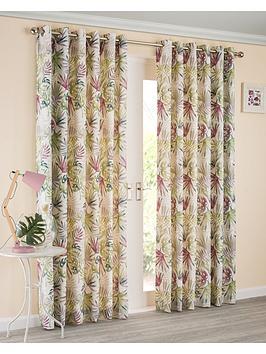 paradise-lined-eyelet-curtains