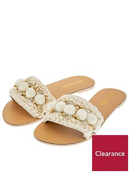 accessorize-accessorize-penelope-pom-pom-slider-sandal