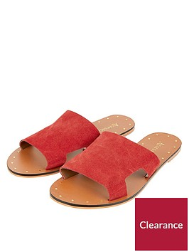 accessorize-ellen-suede-slider-sandal