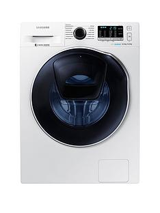 Samsung WD80K5410OW/EU 8kg Wash, 6kg Dry, 1400 Spin AddWash™ Washer Dryer with ecobubble™ Technology and 5 Year Samsung Parts and Labour Warranty - White