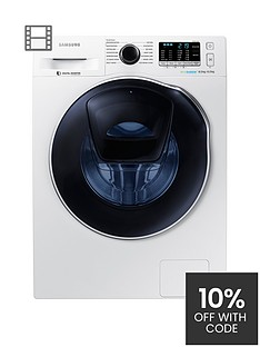 samsung-wd80k5b10oweu-8kg-wash-6kg-dry-1400-spin-addwashtrade-washer-dryer-with-ecobubbletrade-technologynbsp--white