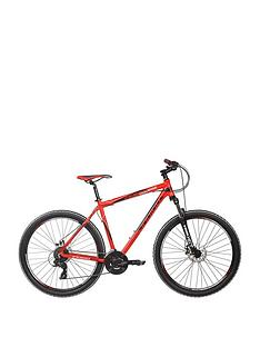 Indigo Traverse Alloy Mens Mountain Bike - 17.5 inch Frame
