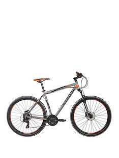 Indigo Ravine Alloy Mens Mountain Bike - 17.5 inch Frame