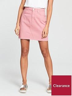 v-by-very-denim-skirt