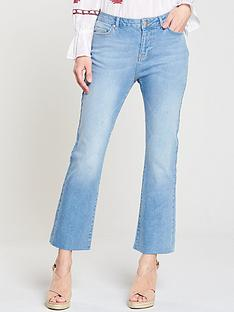 v-by-very-cropped-kickflare-jean-light-wash