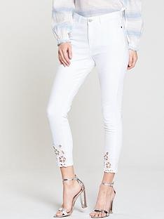 v-by-very-ella-high-rise-cropped-cutwork-skinny-jean-white