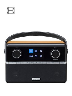 roberts-streamnbsp94inbspsmart-radio-with-bluetooth