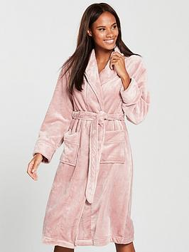 v-by-very-nbspsuper-soft-long-sleeve-dressing-gown-blush