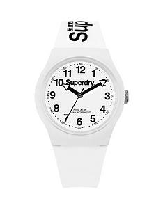 superdry-urban-white-dial-white-silicone-strap-unisex-watch
