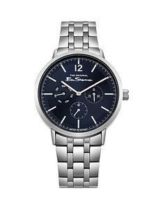 ben-sherman-ben-sherman-navy-multi-dial-stainless-steel-bracelet-gents-watch