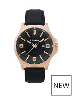 police-police-clan-black-dial-date-feature-black-leather-strap-gents-watch